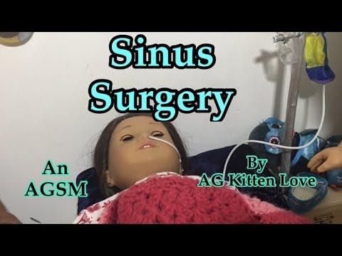 Sinus Surgery   An AGSM