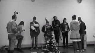Kerstgroet van de Master Steve Jobsschool Sneek