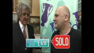 John Hampson on Dickenson's Real Deal & BBC1 Flog it! 2011