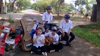 [Cover] Đón ánh mặt trời - Kính Vạn Hoa  - T1 Acoustic Band