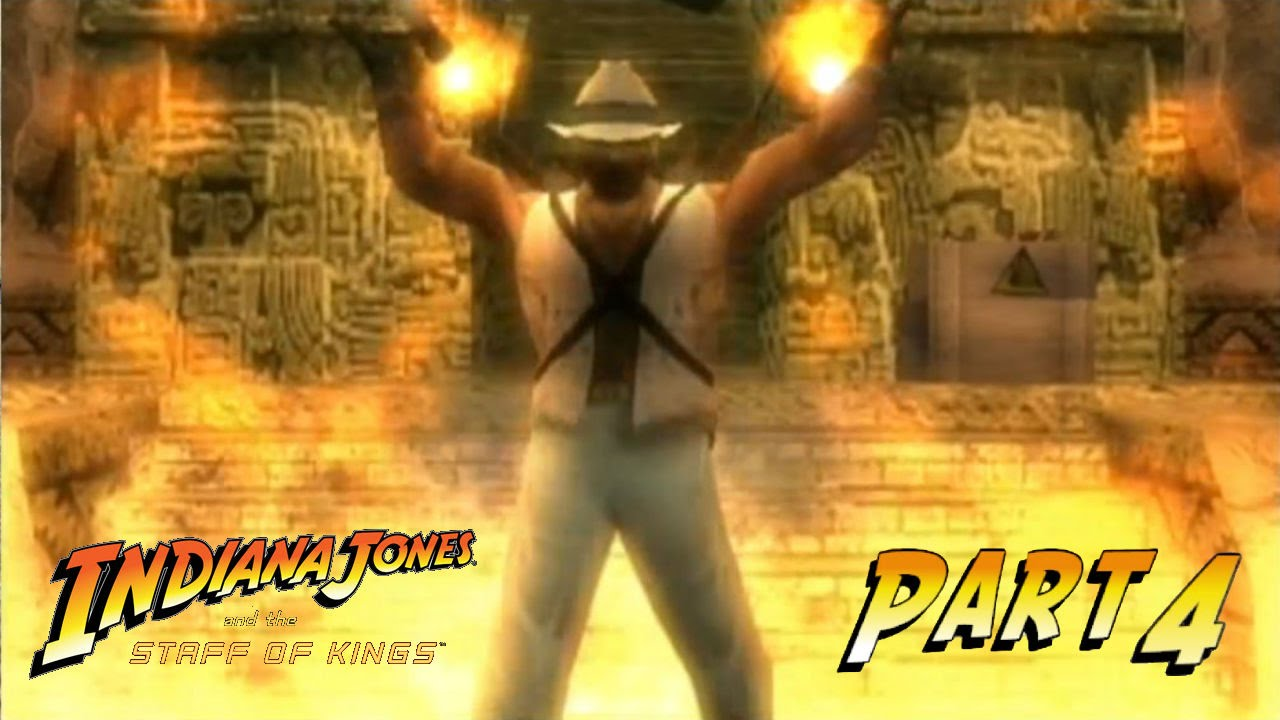 Indiana jones and the staff of kings wii walkthrough part 4 indiana jones and the staff of kings wii walkthrough part 4 panama 1 publicscrutiny Image collections