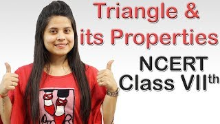 Q 1, Ex 6.5 - The Triangle and its Properties - Chapter 6 - Maths Class 7th - NCERT
