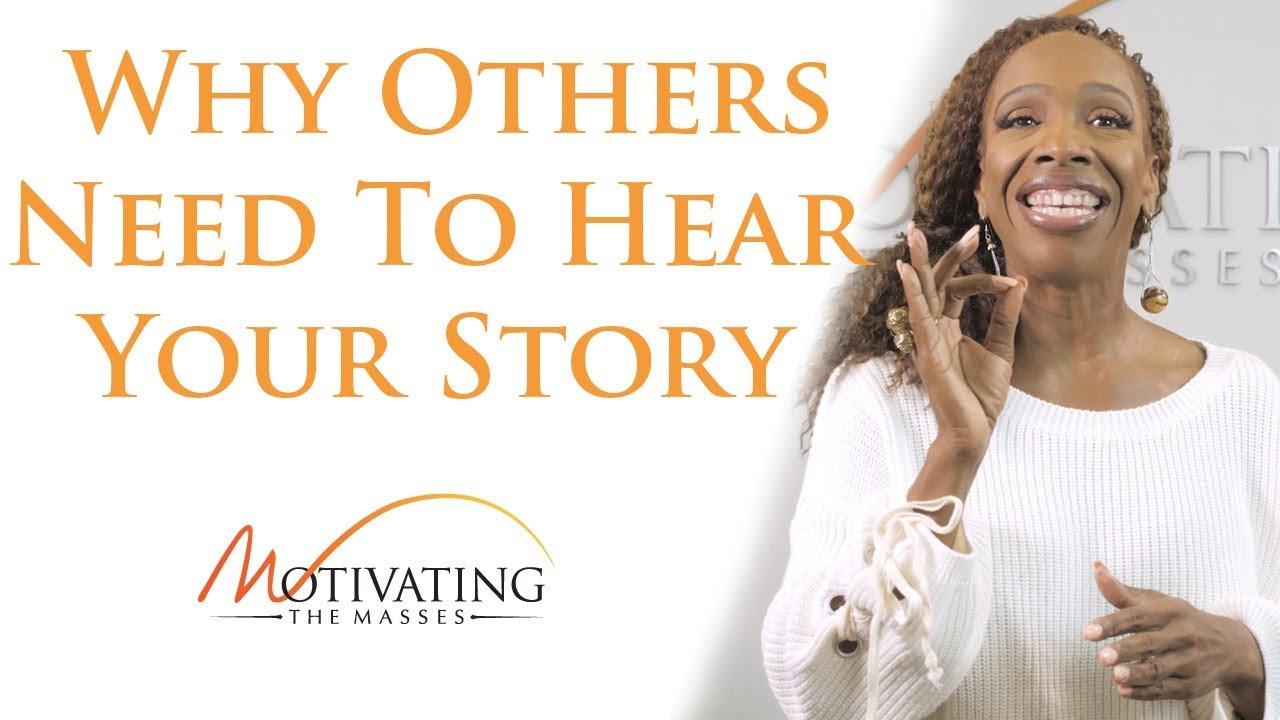 Lisa Nichols - Why Others Need To Hear Your Story
