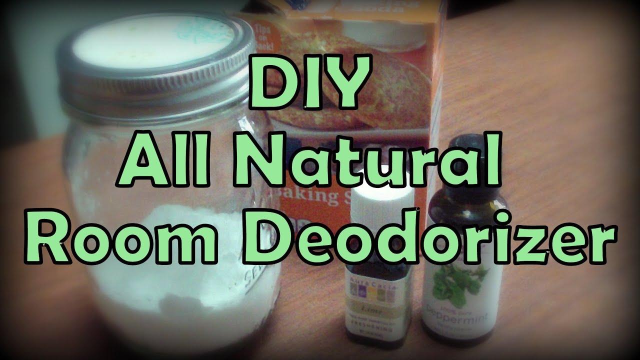 Natural Sofa Deodorizer Brown Carpet Diy All Room Youtube