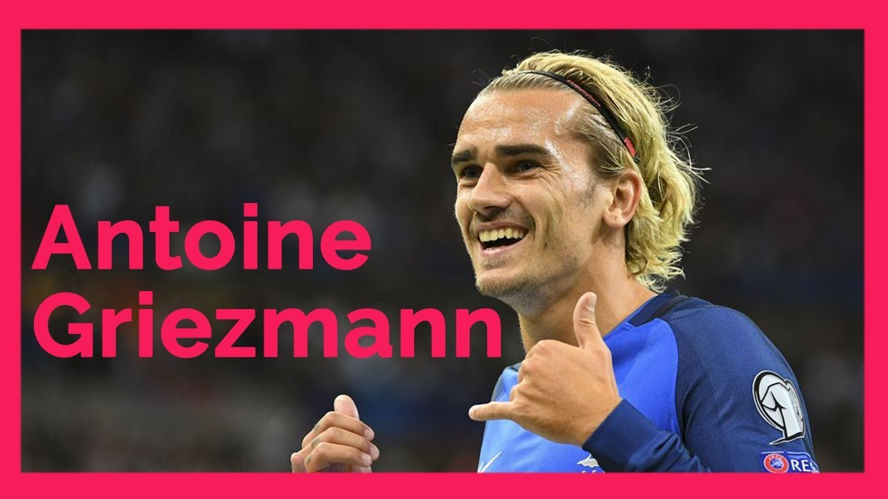 antoine griezmann: ses pires coupes de cheveux ! - youtube