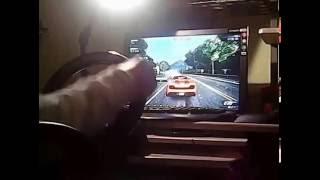 скачать драйвер на руль hama thunder v18