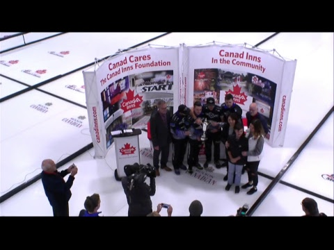 Canad Inns Men's Classic Team Howard vs Team Carruthers Oct 16 6:00pm - Final