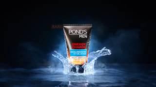 pond s men energy charge icy gel scrub baru arifin putra