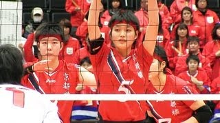 The 65th all Japan volleyball high school championship 2013 第65回...