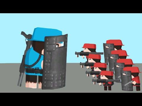 Clone Armies - Gameplay Walkthrough Part 40 (iOS, Android)