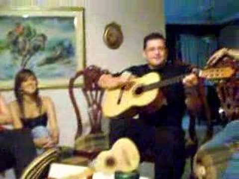 CURRY CARRASCAL (GUITARRA) SI SE CRUZAN LOS CAMINOS