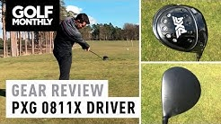 £875 Driver Review | PXG 0811X | Golf Monthly