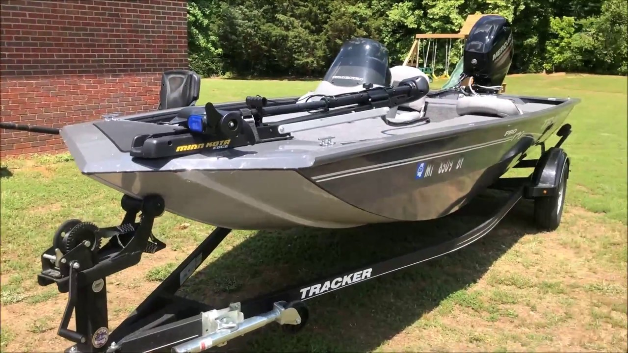 2018 Tracker Pro 170 Review
