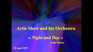 Artie Shaw and his Orchestra   Night and Day   Cole Porter   18 mai 1937