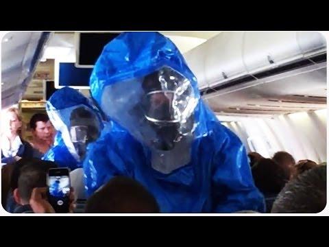 Ebola Scare On