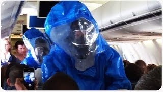 Ebola Scare On US Airways Plane Brings Hazmat Team On Board
