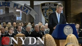 NYPD Memorial Day Ceremony Adds 18 Names Of Fallen Officers