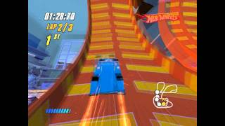 PC Gameplay - Hot Wheels: Beat That!