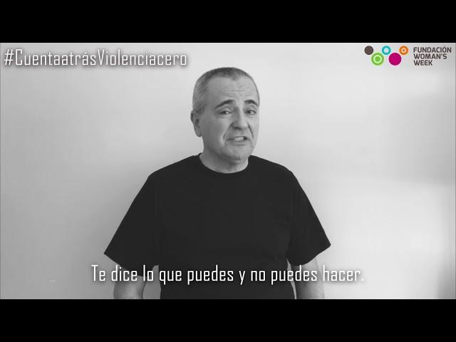 Cuenta Atrás, Violencia Cero   Juanma Romero, Director y Presentador de Emprende TVE