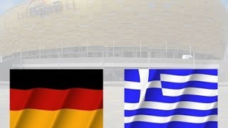 Copa Mundial de Fútbol 2014 Greece Germany YES WE ARE HERE