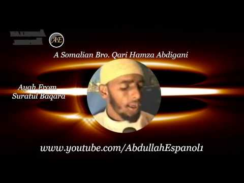 A Somalian Bro Hamza Abdigani ].Very Emotional Quran Recitation