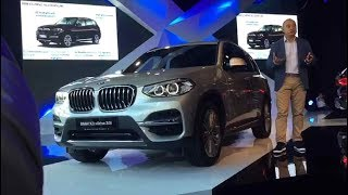 BMW Group Malaysia unveils the all new BMW X3, locally assembled