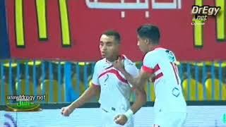 اهداف مباراة الزمالك والمقاولون العرب 2-1
