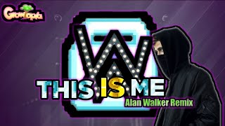🎶🎵The greatest showman this is me |Alan walker remix|🎵🎶