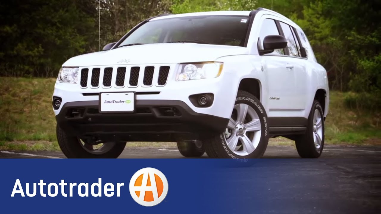 2013 Jeep Compass - SUV | New Car Review | AutoTrader - YouTube