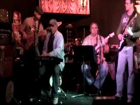 Richard Bluesman Bryant at JCs Bullseye Lounge in Nashville TN