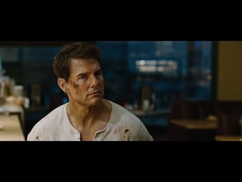 "Jack Reacher: Never Go Back (2016) - ""Rules: Diner"" - Paramount Pictures"