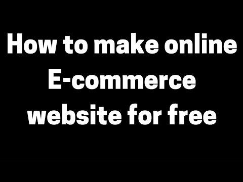 How to start online E commerce store in hindi | urdu