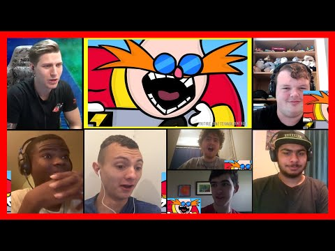 Something About Sonic The Hedgehog ANIMATED By TerminalMontage REACTION MASHUP