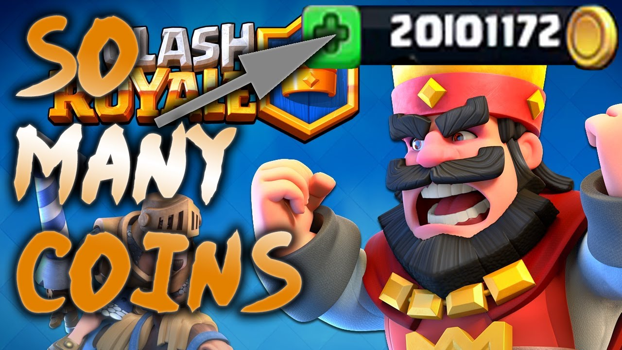 How To Get Lots Of Coins In Clash Royale TIPS Without Gems