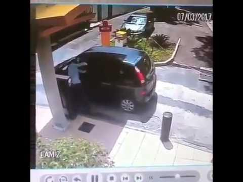 Hijacking gone wrong