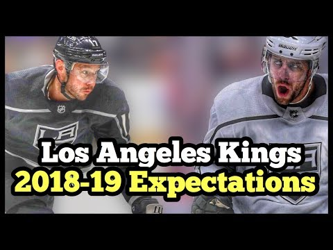 Los Angeles Kings 2018-19 Expectations