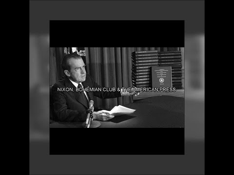 BTR News: Nixon Tape Exposes Fake American News Media Controlled By Powerful Cult Members