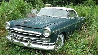 1956 Chrysler Windsor, 2dr, Running, For Sale, $4500, Call 1-864-348-6079
