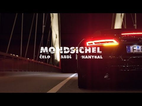 Celo & Abdi - MONDSICHEL feat. Hanybal (prod. von Jimmy Torrio) [Official 4K Video]