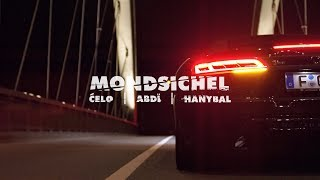 Celo & Abdi - MONDSICHEL feat. Hanybal (prod. von Jimmy Torrio) [Official 4K Video]