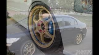 Yokohama Advan RG - photo cars with rims