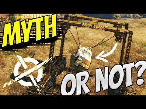 IS IT POSSIBLE TO LIFT VEHICLE WITH HARPOON? - CROSSOUT Gameplay