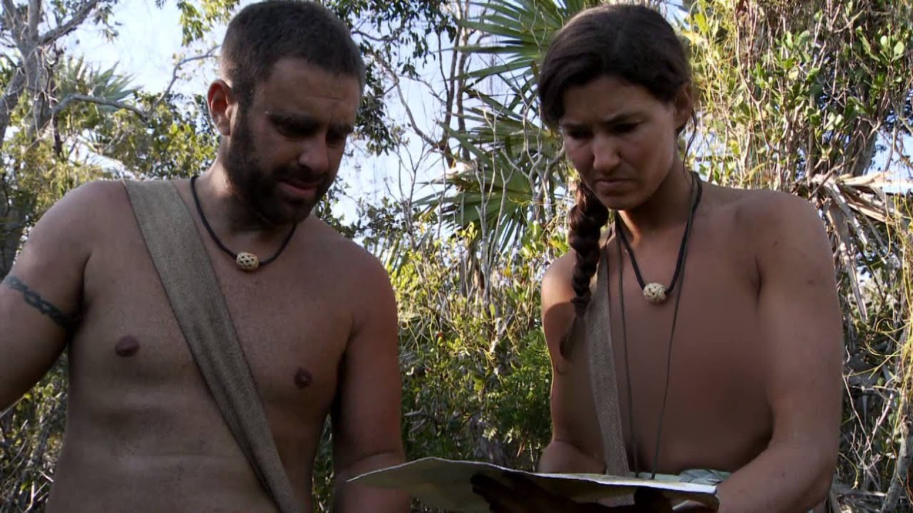 Naked And Afraid - Blood In The Water - Youtube-7836