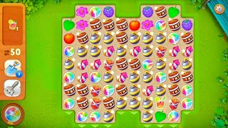 Playrix Gardenscapes, Highest score in Gardenscapes game.