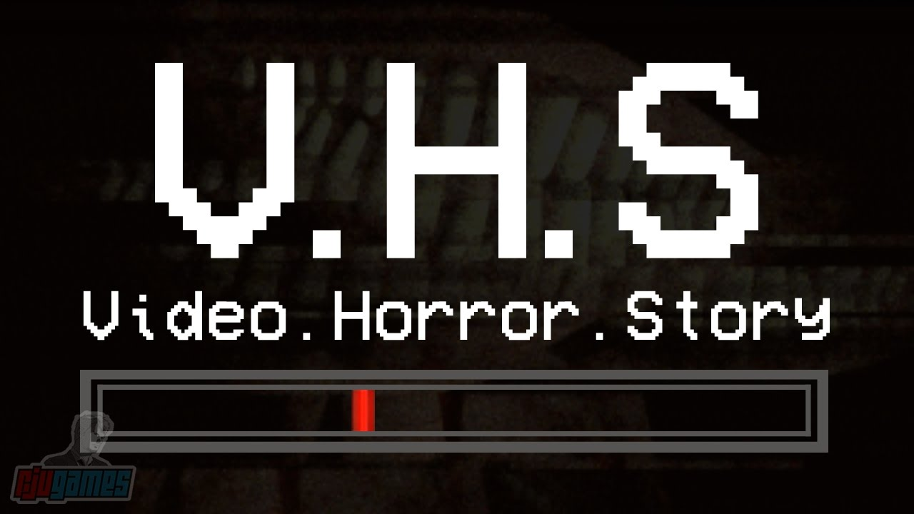 V H S Video Horror Story Indie Horror Game Let S Play