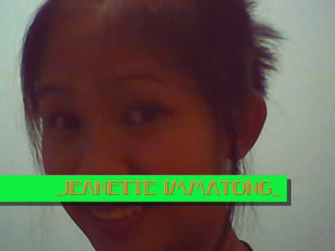 jeanette immatong - stay inlove