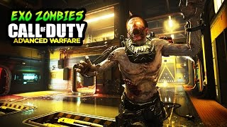 "Call of Duty: Advanced Warfare - NEW Exo Zombies ""CARRIER"" High Rounds Gameplay! (AW DLC 3 Zombies)"