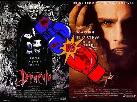 Bram Stoker's Dracula VS  With The Vampire