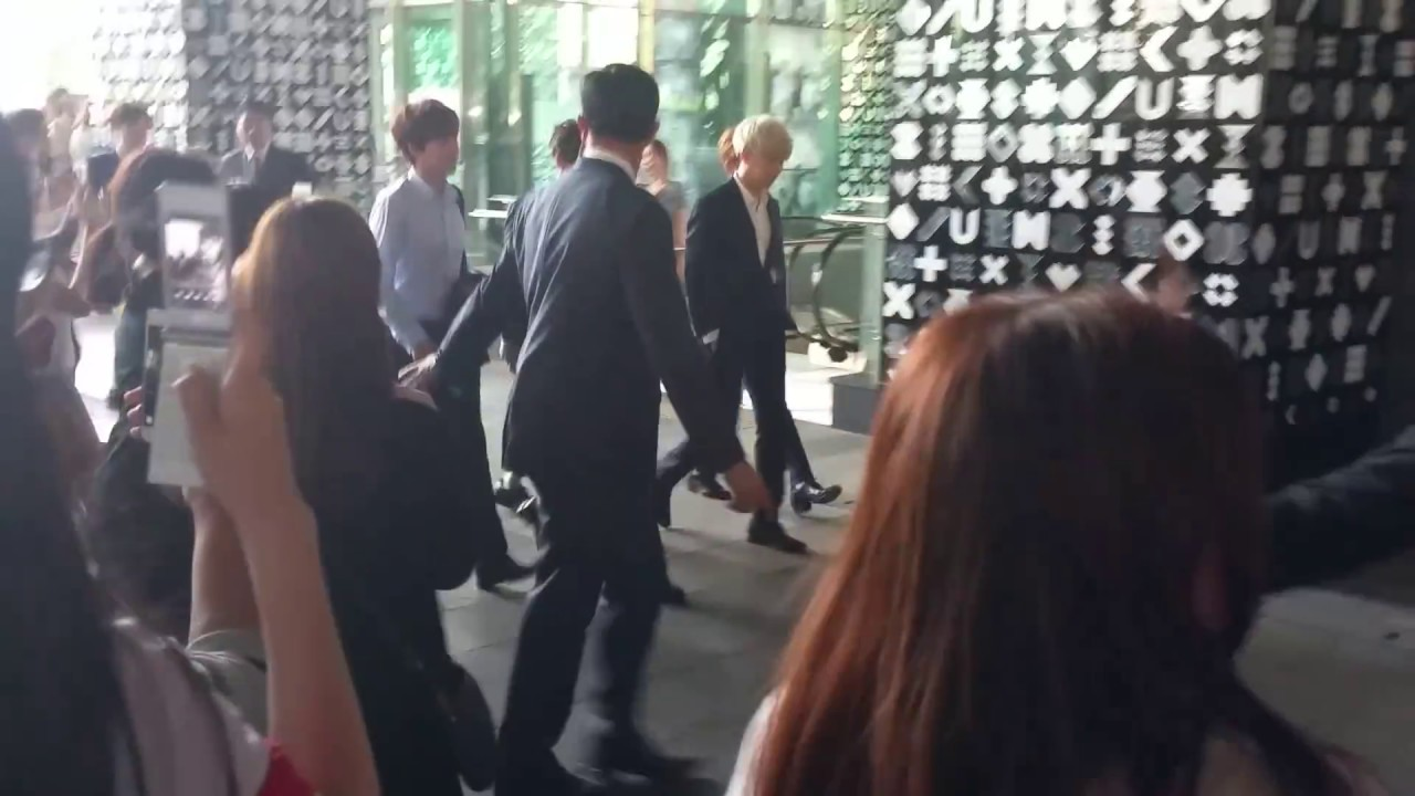 150715 SJ Devil Press Conference SM Coex-Leeteuk, Heechul, Kyuhyun,  Eunhyuk, Ryeowook, Kangin