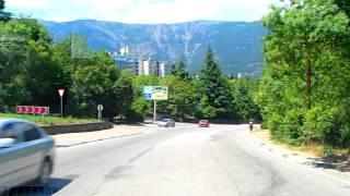 Ялта - 2012 Поехали в Горы НАТАША и САША Днепропетровск
